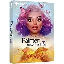 Corel Painter Essentials 6 Digital Art Suite [PC/Mac Disc]