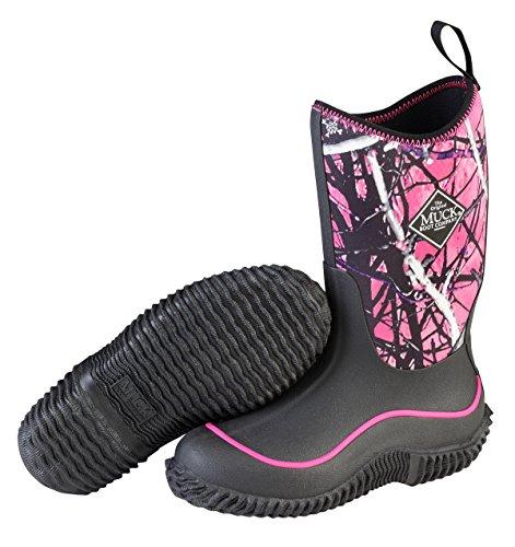 Muck Boots Childs Hale - Black Muddy Girl