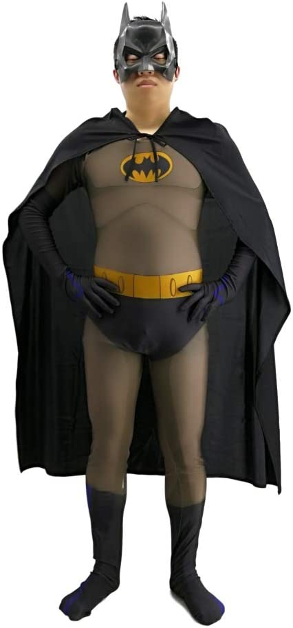 FHTD Batman Cosplay Disfraz Niños Adulto Navidad Espectáculo de ...