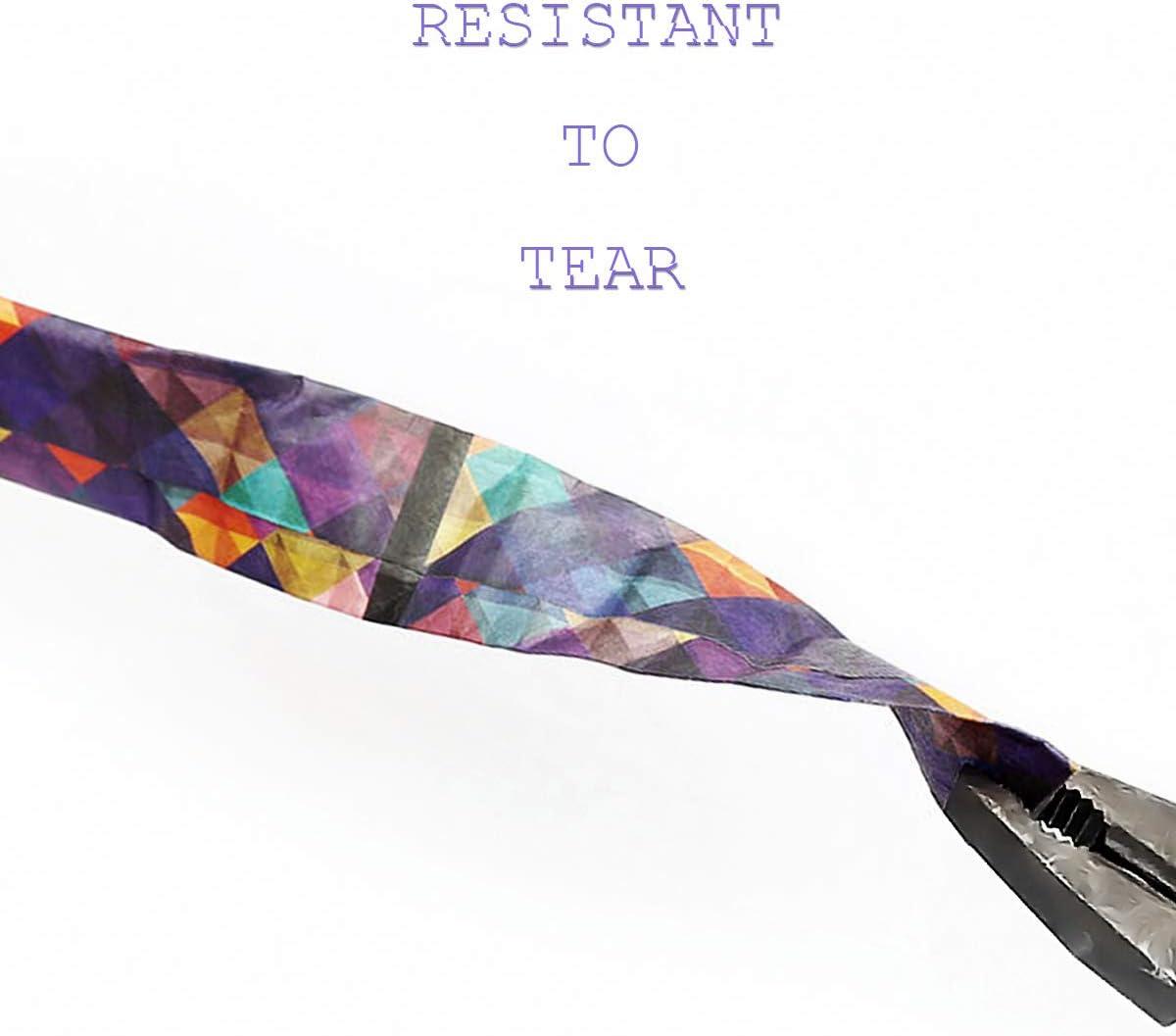 Surenhap Montre Papier Montre numérique à l'épreuve des Larmes et imperméable à l'eau Montre numérique à Bracelet magnétique ultraléger pour Filles - Camouflage (Gris) Ciel Étoilé (Noir)