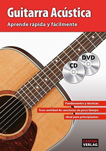 Guitarra Acústica: Aprende rápida y fácilmente: Amazon.es: Libros