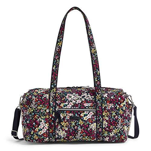 Vera Bradley Signature Cotton Travel Duffel Bag, Itsy Ditsy