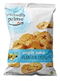 #3: Wickedly Prime Plantain Chips, Simple & Slightly Sweet, 10 Ounce