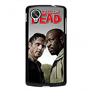 The Walking Dead Phone Case Fashion Hard Plastic Case Cover For Google Nexus 5
