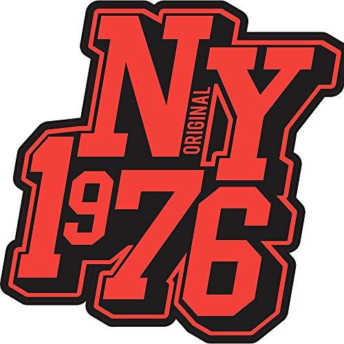 Adesivo de Parede Decorativo Recorte New York 1976 Original