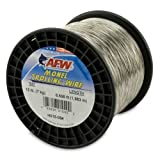 Cheap American Fishing Wire Monel Trolling Wire, 15-Pound Test/0.33mm Dia/1982m