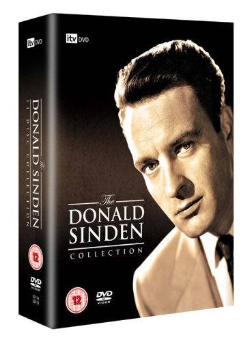 Donald Sinden Collection - 11-DVD Box Set ( A Day to Remember / You Know What Sailors Are / The Beachcomber / Mad About Men / Above Us the Waves [ NON-USA FORMAT, PAL, Reg.2 Import - United Kingdom ]