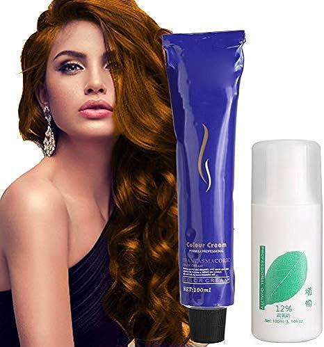 Crema para el tinte del cabello, Crema para el color del cabello ...