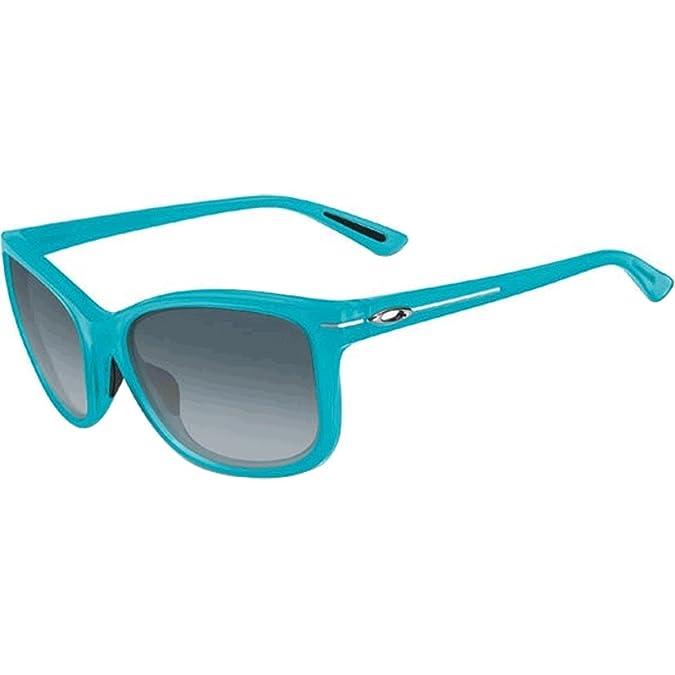 Amazon.com: Gafas de sol rectangulares Oakley para mujer ...