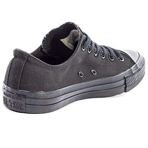 Converse Chucks Taylor All Star Ox Low (Black Mono) Schuhgröße EUR 39