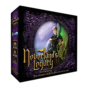 Jasco Neverland's Legacy Board Game
