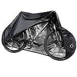 SupreGear - Funda para bicicleta (tejido Oxford, impermeable, para almacenamiento de bicicletas al aire última intervensión, protección contra la lluvia, protección UV, accesorio para todas las condiciones meteorológicas, ajuste universal)
