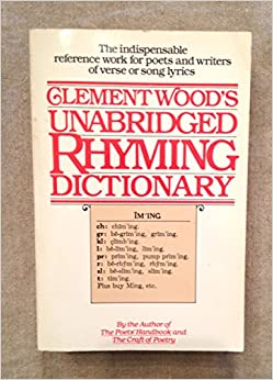 the complete rhyming dictionary clement wood pdf