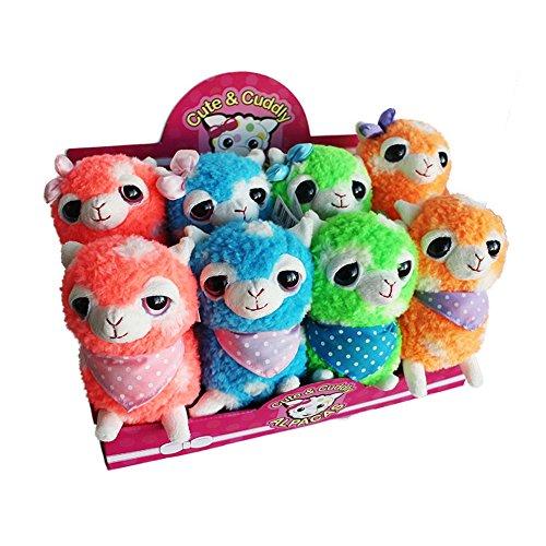 Cute & Cuddly Alpacas - Large 10