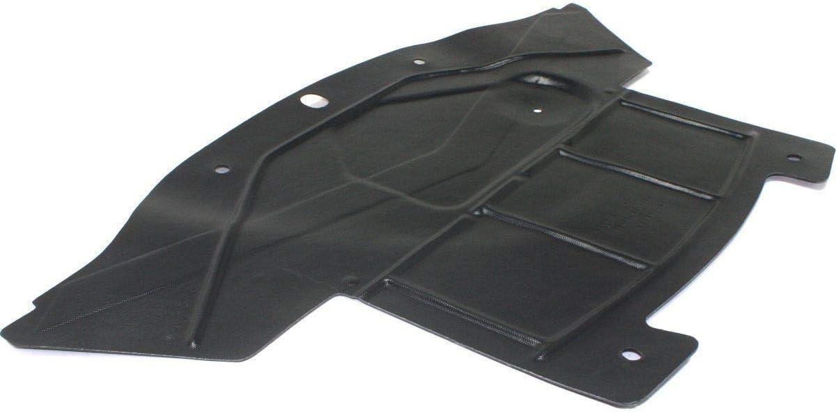 Engine Splash Shield For 2006-2014 Dodge Charger 2008-17 Dodge Challenger Front