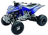 (US) Yamaha YFZ 450 2008 ATV Blue