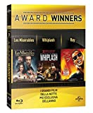 Les Miserables / Whiplash / Ray - Oscar Collection (3 Blu-Ray) [Import italien]