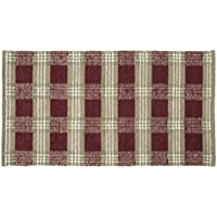 VHC Brands Rustic & Lodge Flooring - Everson Tan Wool & Cotton