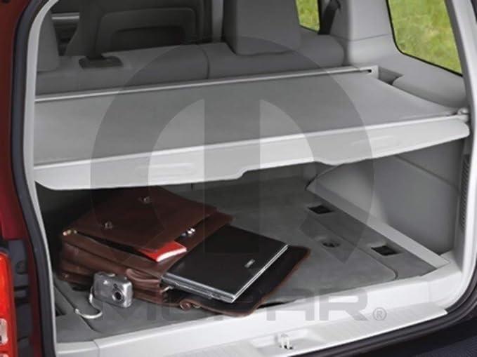Jeep Genuine Accessories 82212687 Slate Cargo Area Security Cover