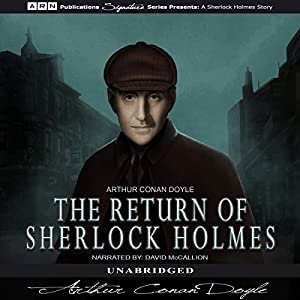 The Return of Sherlock Holmes | Livre audio