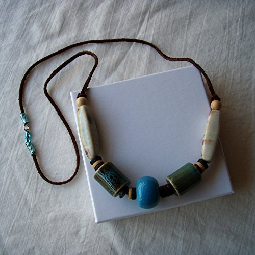 Porcelain and Leather One of a Kind (Porcelain Leather)