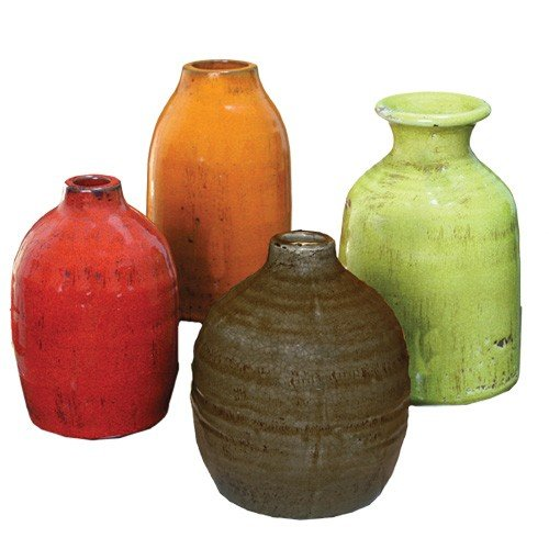 - TIC Collection 36-267 Parisian Vases, Set of 4