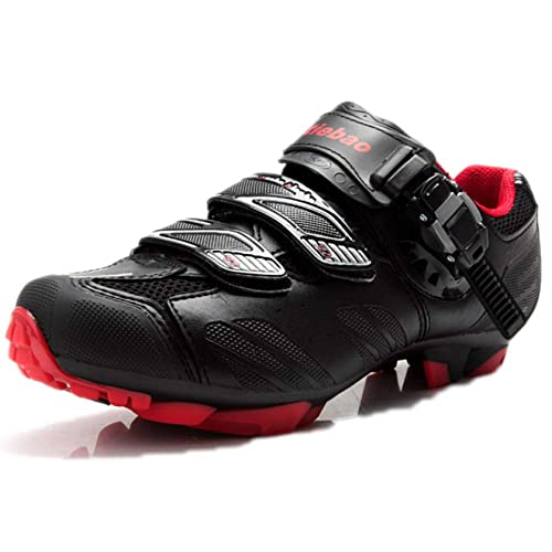 Zapatillas De Ciclismo Ciclismo Zapatillas Transpirables Zapatillas Mountain Road Zapatas Autoblocantes Mountain Profesional.