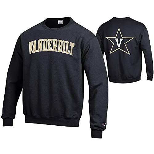 Cheap Elite Fan Shop NCAA Men's Front/Back Team Crew Sweatshirt hot sale