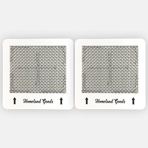 2 Ozone Plates for Alpine Ecoquest Living Air Purifiers by Homeland Goods ()