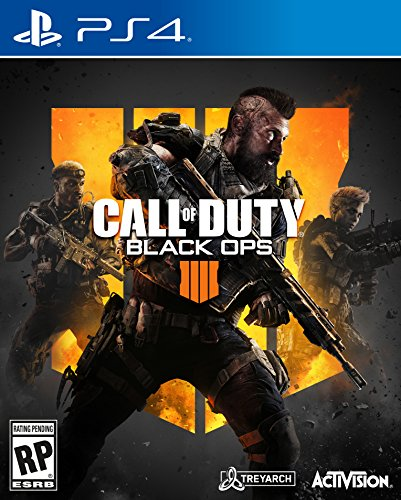 Call of Duty: Black Ops 4 – PlayStation 4 Standard Edition