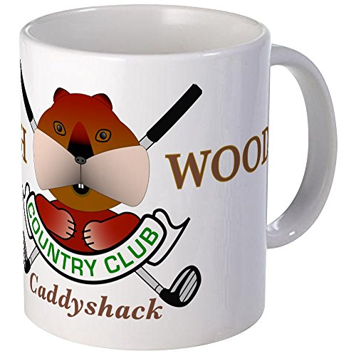 CafePress Bushwood Country Club Mug Unique Coffee Mug, Coffee Cup