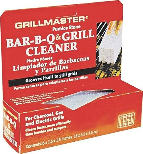 New Pumie 322545 Pumice Barbeque Grill Cleaner Stone Try This""
