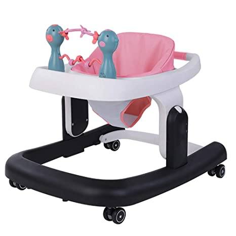 YUMEIGE Andadores Andador para Bebés ajuste de seis ...