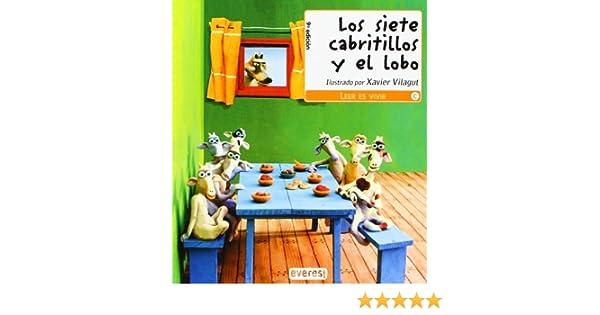 Los siete cabritillos y el lobo by Xavier Vilagut 2010-01-01: Amazon.es: Xavier Vilagut: Libros