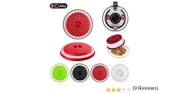 CMP M257687 - Tapa microondas plegable: Amazon.es: Bricolaje y ...