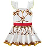 SCHWARZWALD Ballerina Girls' Ballet Dress Sleeveless Princess Dance Costume