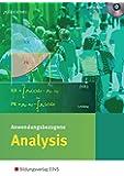 Anwendungsbezogene Analysis für die Allgemeine Hochschulreife an Beruflichen Schulen: Schülerband