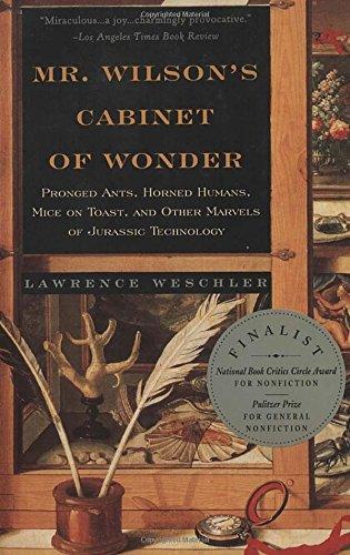 Mr.Wilson's Cabinet Of Wonder