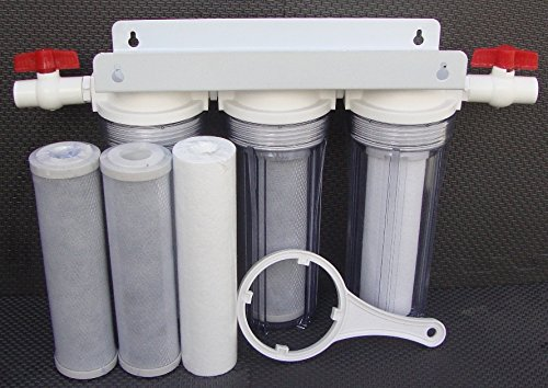 Whole filtration system filters WH 3