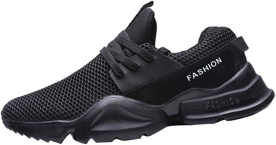 Jodier Zapatos de Running para Hombre Mujer Zapatillas Deportivo Outdoor Calzado Asfalto Sneakers Zapatillas Running Hombre Mujer Zapatos Deporte para Correr Sneakers Ligero Transpirable Aire Libre: Amazon.es: Zapatos y complementos