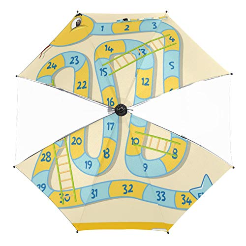 FORMRS Umbrella Water Gun Snake Ladder Game Gun Umbrella Toy Beach Bath Swimming Pool Outdoor