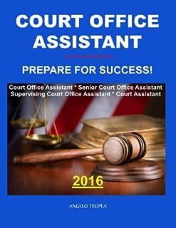 court assistant passbooks c1226 jack rudman 9780837312262 rh amazon com Post Office Exam Book 2013 Post Office Exams Dates