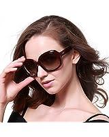 Oversized Sunglasses for Women, 100% Polarized...