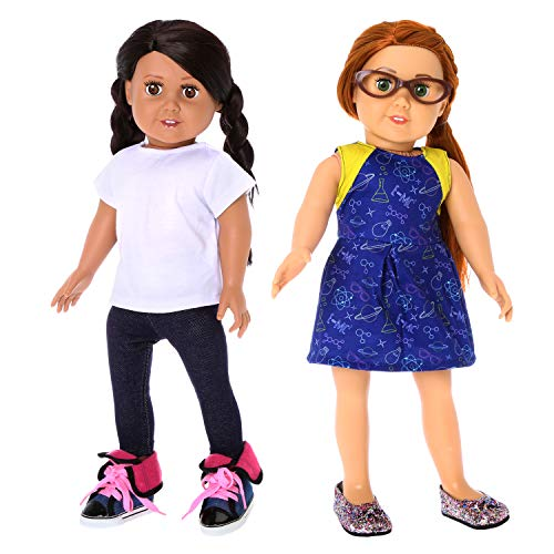Springfield Fashion Looking Cool at School Outfit Set, Fits 18