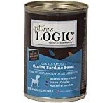 Nature's Logic Canned Food - Sardine - 12 x 13.2 o...