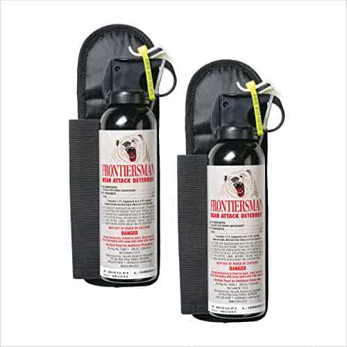 6b1fc6fd6f2 Sabre Frontiersman Bear Spray 7.9 oz (Holster Options & Multi-Pack Options)  —