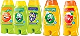 Avon Naturals Kids Body Wash & Bubble Bath Shampoo & Conditioner Set of 5