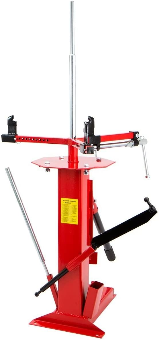 STARK USA Multifunction Manual Portable Tire Changer}