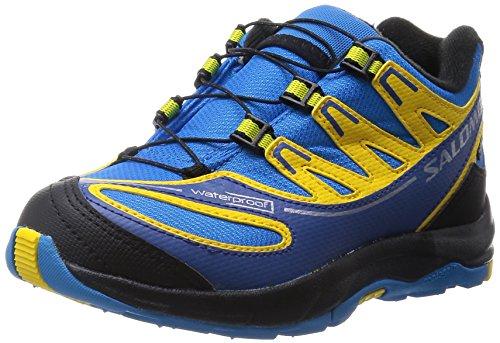 Salomon Kid's Xa Pro 2 K Blue Running Sneakers 1 M