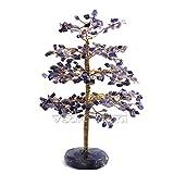 Amethyst Gemstone Tree Feng Shui Vedic Vaani